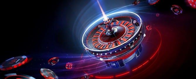 Ruleta Futurista Funcionamiento de la ruleta electrónica de casino