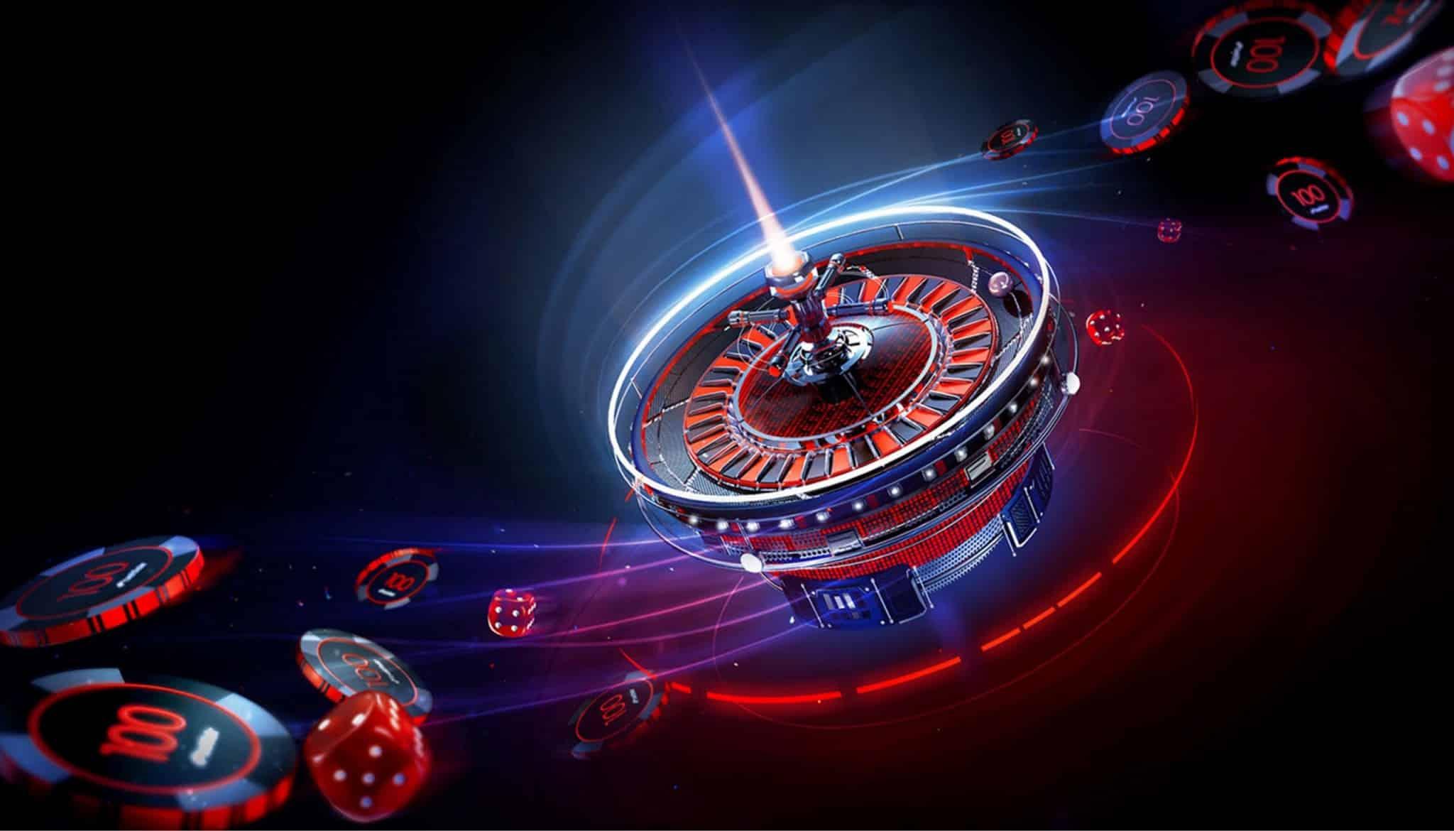 Ruleta Futurista scaled Funcionamiento de la ruleta electrónica de casino