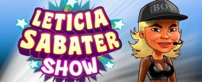 leticiasabatershow ¡Leticia Sabater en Lowen Play!