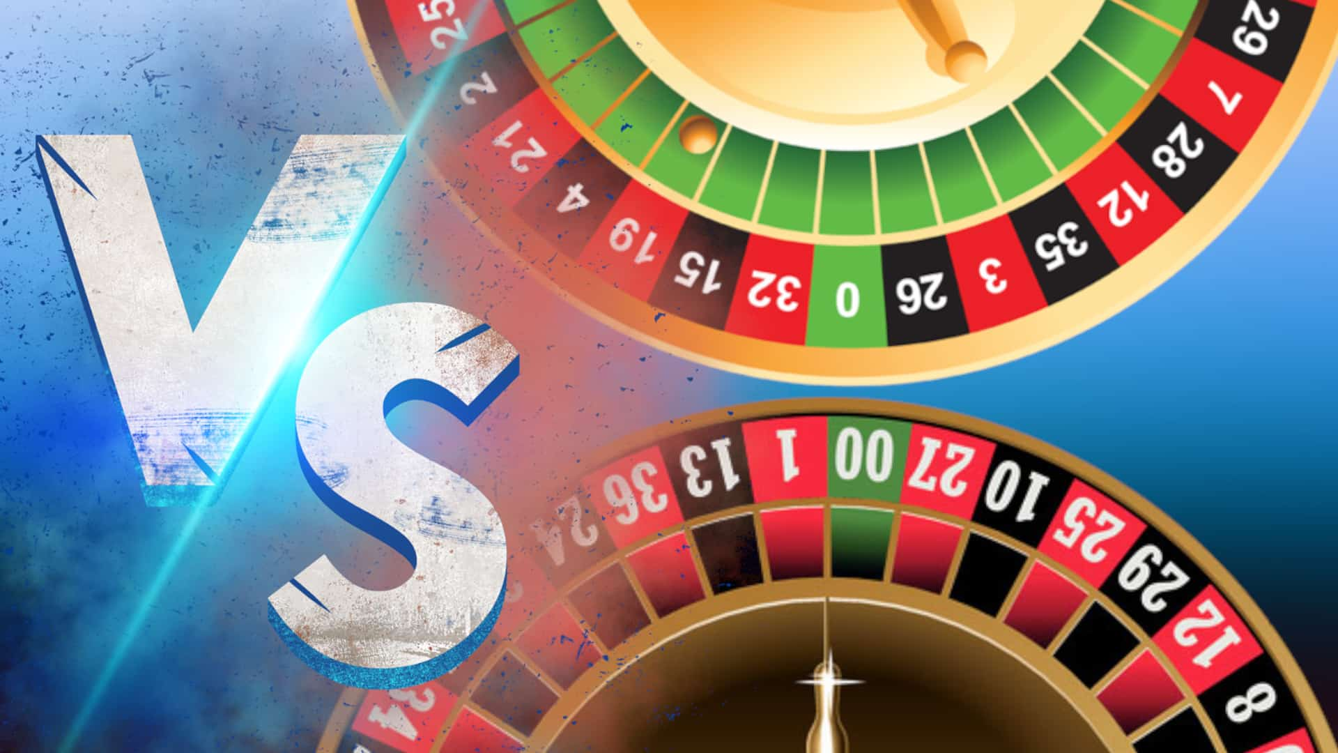 ruletasvs Tipos de ruleta de casino