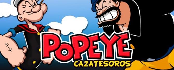 popeye La slot de Popeye en el casino online