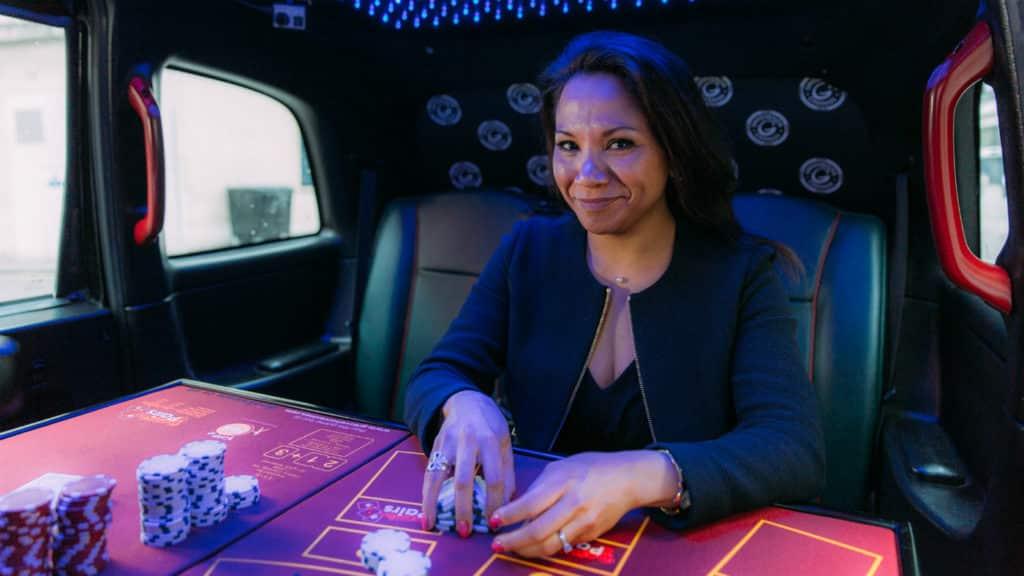Taxi Casino Londinense