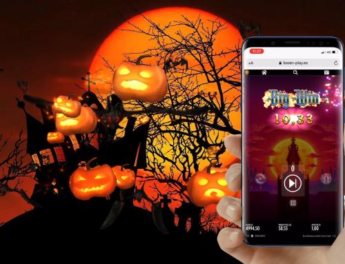 Disfruta del Halloween más terrorífico y divertido en el casino