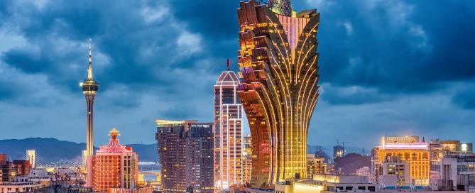 Macao, Las Vegas china