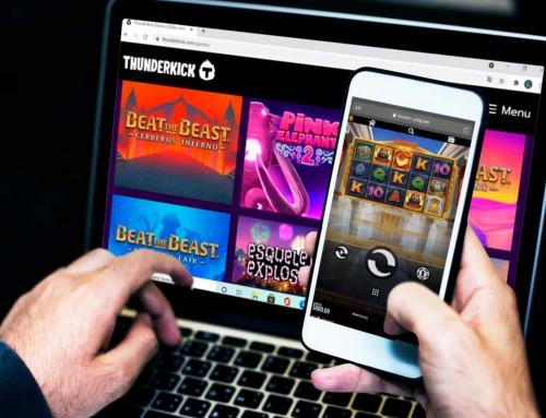 Thunderkick Games: diversión el casino